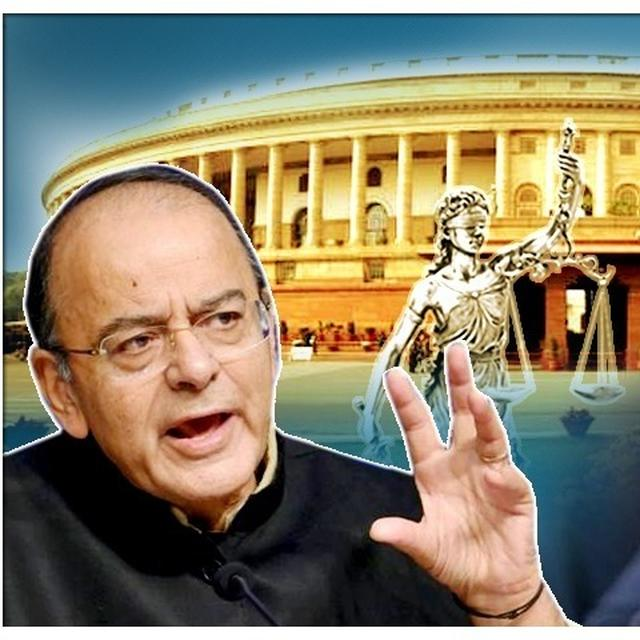 TRIPLE TALAQ BILL PASSED: ARUN JAITLEY EXPLAINS WHY ANTI-TRIPLE TALAQ LAW IS A NECESSITY, EXPOSES LIBERALS' HYPOCRISY