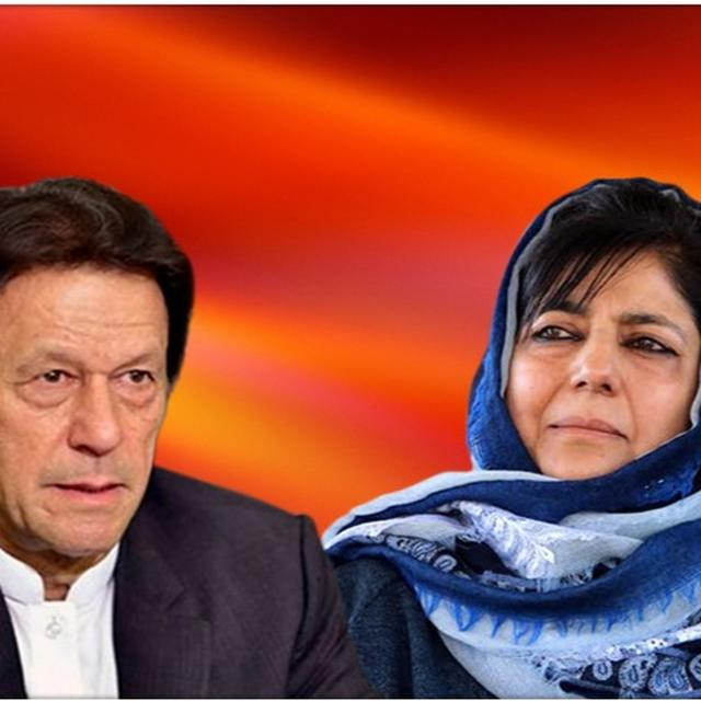 PAKISTAN JUMPS INTO ARTICLE-35A DEBATE, IMRAN KHAN'S MINISTER ECHOES MEHBOOBA MUFTI ON KASHMIR ISSUE