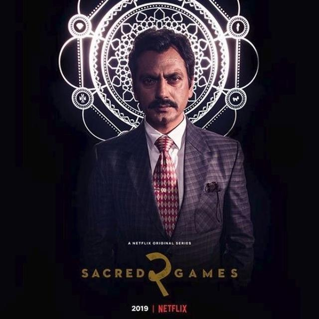SACRED GAMES 2: NAWAZUDDIN SIDDIQUI DOESN'T WANT 'GOODIE-GOODIE' IMAGE, WON'T JUDGE CHARACTERS' MORALITY