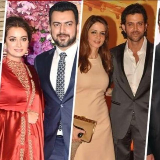 DIA MIRZA-SANJAY SANGHA SEPARATE, JOIN LIST OF LONGTIME BOLLYWOOD COUPLES WHO PARTED WAYS