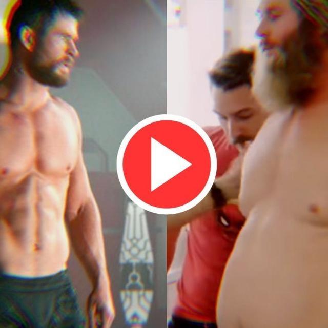 AVENGERS: ENDGAME | HERE'S HOW CHRIS HEMSWORTH BECAME FAT THOR