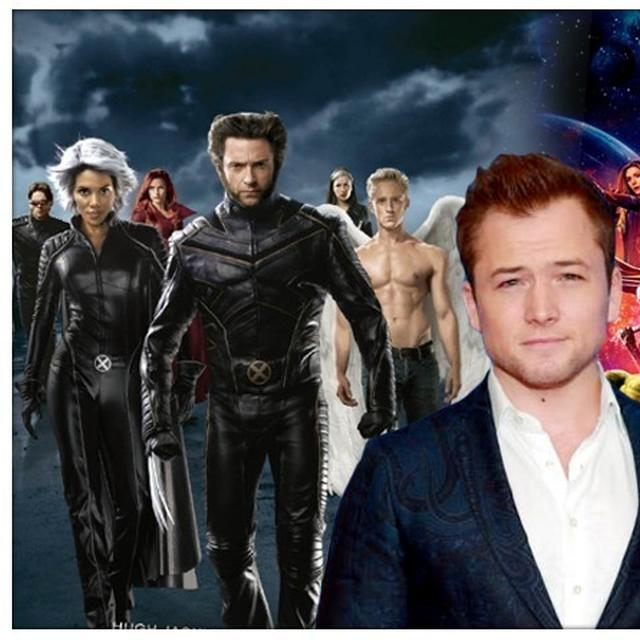TARON EGERTON SAYS HE WOULD 'LOVE TO BE A PART OF THE MARVEL CINEMATIC UNIVERSE'