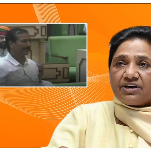 MAYAWATI'S BSP SCURRIES FOR COVER AFTER ITS OWN MLA'S 'TICKETS FOR CASH' REVEAL, SAYS HE'S A LIAR & TRAITOR