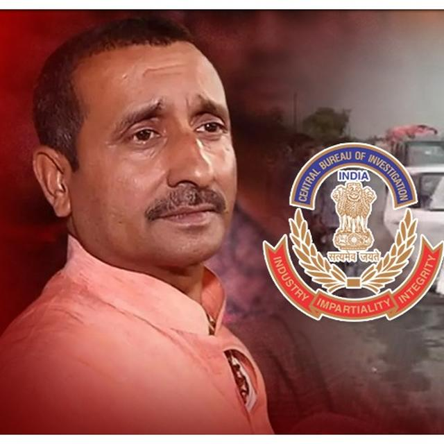 UNNAO RAPE CASE: CBI CARRIES OUT SEARCHES AT RESIDENCE OF KULDEEP SENGAR AND OTHER ACCUSED IN UP