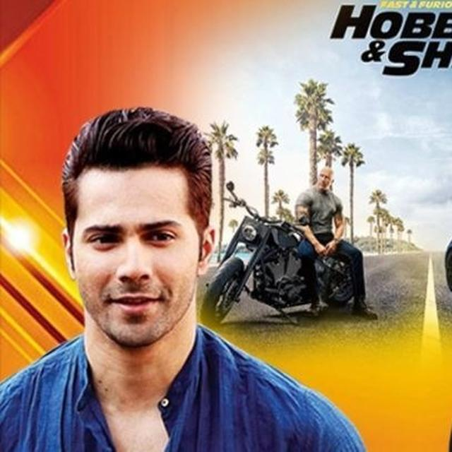VARUN DHAWAN PRAISES DWAYNE JOHNSON FOR HOBBS AND SHAW, GIVES IT BACK TO A TROLL PREACHING 'MOVIE QUALITY' IN BOLLYWOOD