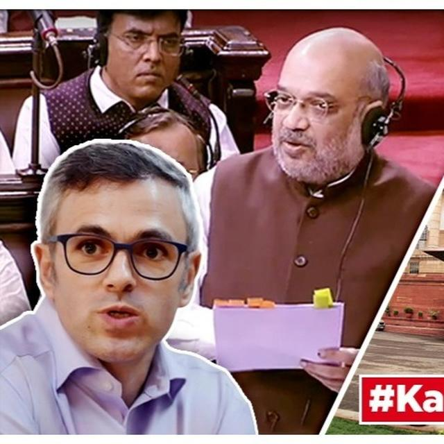 ARTICLE 370 TO GO IN J&K: OMAR ABDULLAH ACCUSES MODI GOVT OF RESORTING TO 'DECEIT AND STEALTH', ISSUES STATEMENT