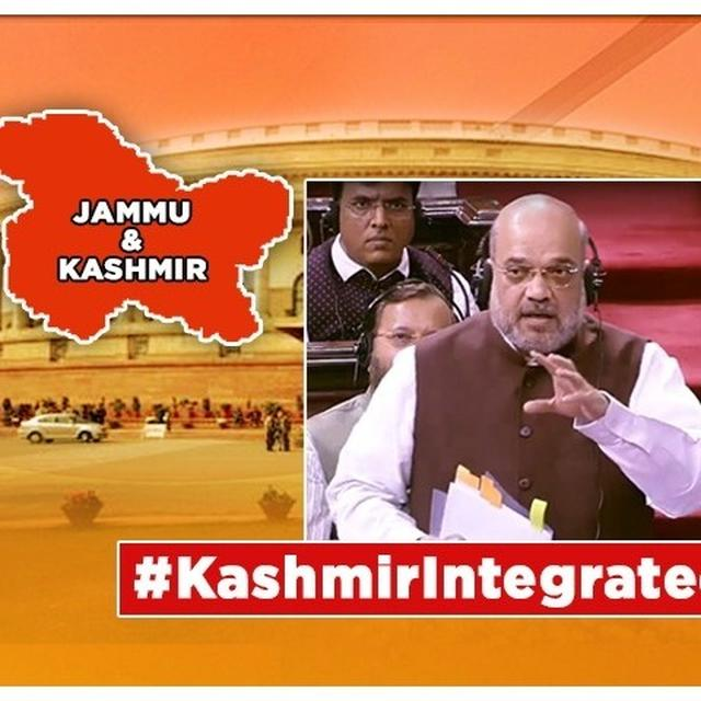J&K'S ARTICLE 370 TO GO, THESE 5 SIGNS TELL US HOW SPOOKED PAKISTAN IS
