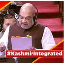 J&K'S ARTICLE 370 SCRAPPED: PEACE & NORMALCY ON GROUND AS LOCAL WELCOME CHANGE & ASSURANCES BY CENTRE: NSA REPORT