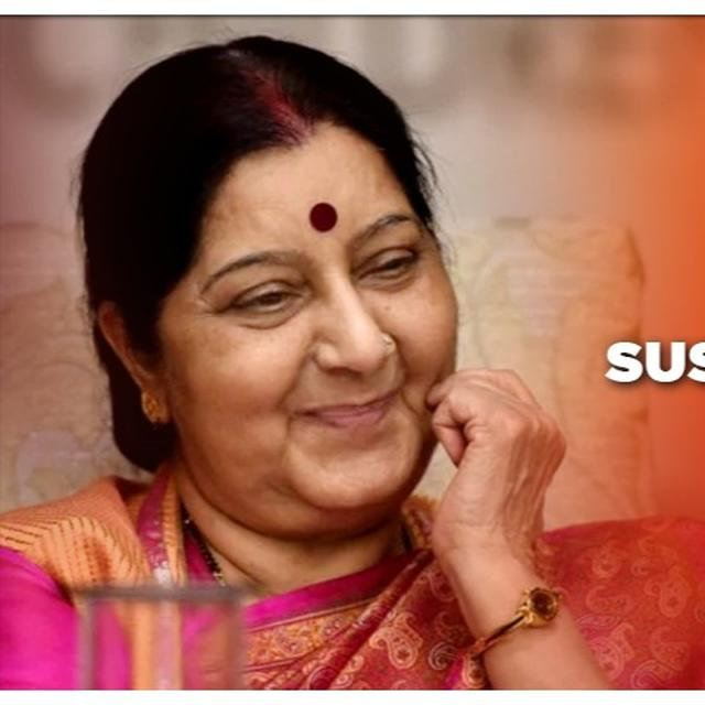 SUSHMA SWARAJ PASSES AWAY: PEOPLE'S MINISTER AND POLITICIAN OF MANY FIRSTS - HERE'S A LOOK AT HER POLITICAL JOURNEY