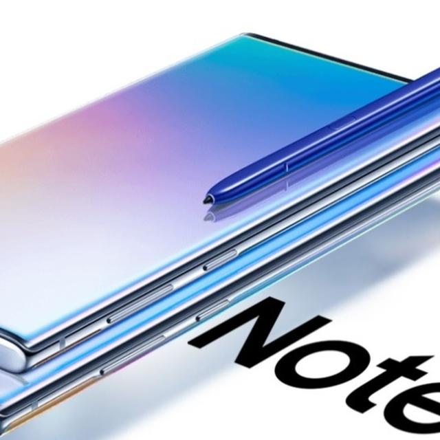 Check OutTheSamsung Galaxy Note 10, Galaxy Note 10 Plus InAllIts Glory, In Full Introduction Video