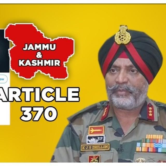 J&K | 'PAKISTAN'S PROPAGANDA WILL HAVE NO IMPACT, WE HAVE MEANS TO COUNTER IT,' SAYS INDIAN ARMY'S LT GEN KJS DHILLON