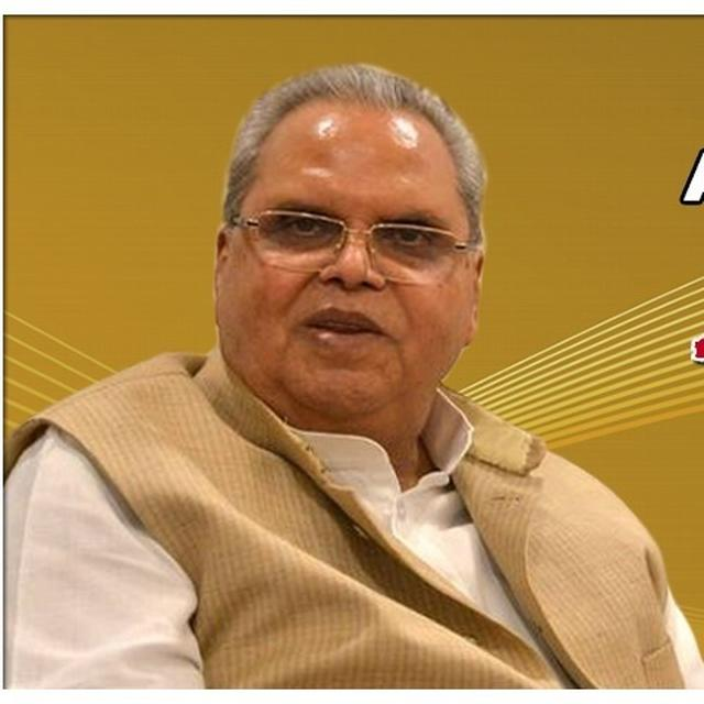 J&K: 'ALL ESSENTIAL COMMODITIES AVAILABLE, IMPORTANT SERVICES RUNNING,' ASSURES GOVERNOR SATYA PAL MALIK