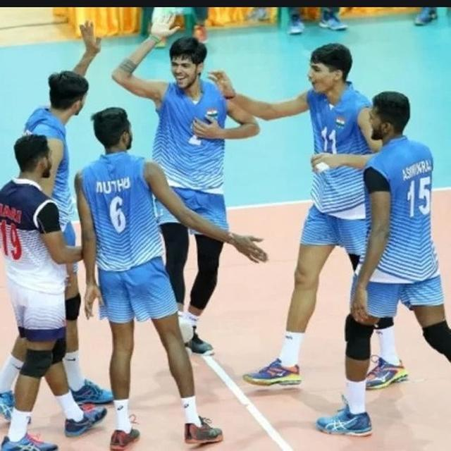 INDIA MAKES HISTORY, GETS INTO MAIDEN FINAL OF ASIAN U-23 VOLLEYBALL CHAMPIONSHIP BY SPIKING PAKISTAN OUT