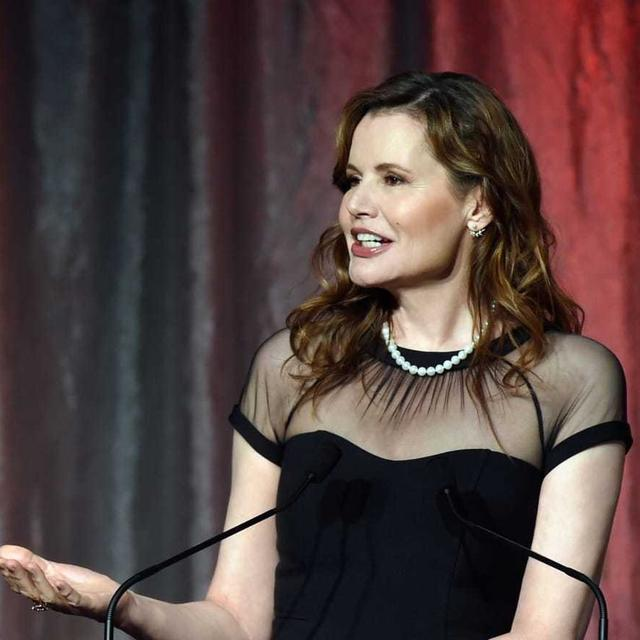 GEENA DAVIS OPENS UP ON AN 'UNCOMFORTABLE' AUDITION, SAYS 'DIRECTOR ASKED ME TO SIT ON HIS LAP'