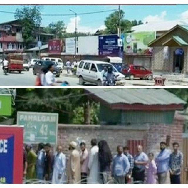 REPUBLIC TV REPORTS FROM TERROR HOTBED ANANTNAG AS NORMALCY PREVAILS IN KASHMIR, WATCH HERE