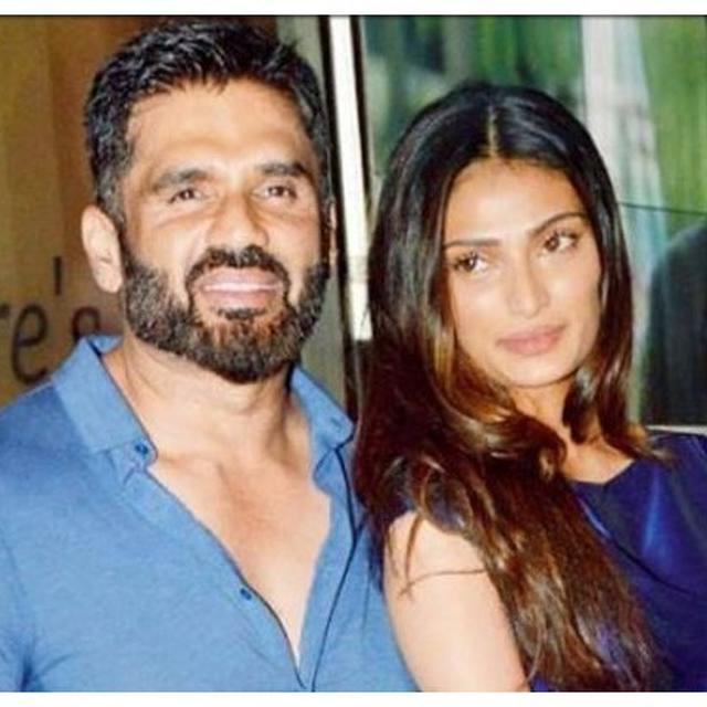SUNIEL SHETTY'S BIRTHDAY: ATHIYA SHETTY'S THROWBACK PIC WITH 'BEST FRIEND' IS TOO CUTE TO BE MISSED