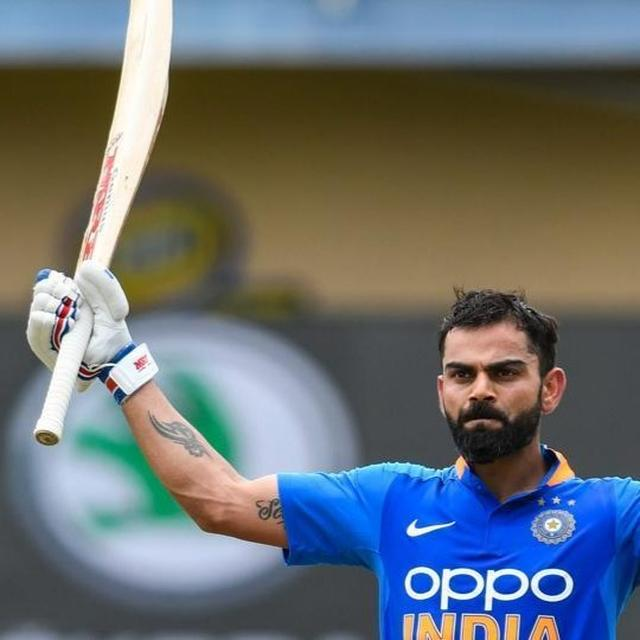 HERE'S WHAT VIRAT KOHLI SAID AFTER HIS CENTURY STEERED INDIA TO VICTORY AGAINST WEST INDIES