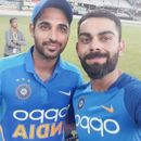 HERE'S WHY BHUVNESHWAR KUMAR SAYS VIRAT KOHLI 'BADLY WANTED TO SCORE A CENTURY' VERSUS WEST INDIES