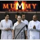 THE MUMMY RETURNS: AS SONIA GANDHI IS RE-APPOINTED CONGRESS PRESIDENT, INTERNET ERUPT WITH MEMES