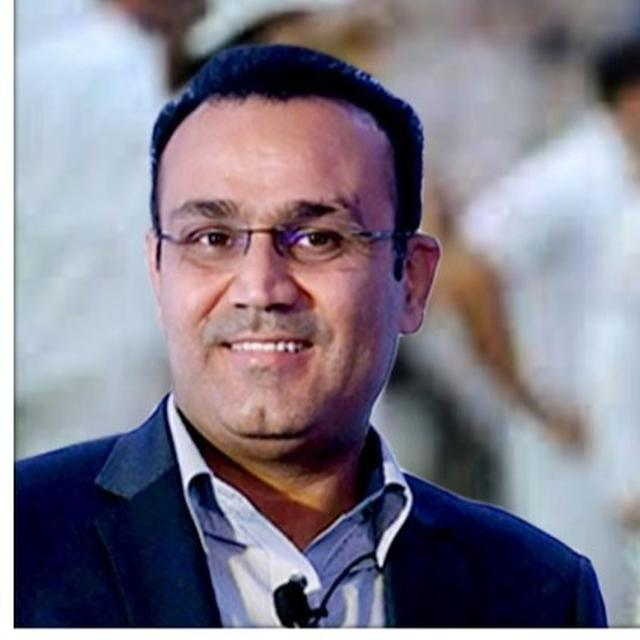 VIRENDER SEHWAG HILARIOUSLY TROLLS HIMSELF, SAYS KING PAIR FOR INDIA AGAINST ENGLAND IN 2011 WAS AN ARYABHATTA TRIBUTE
