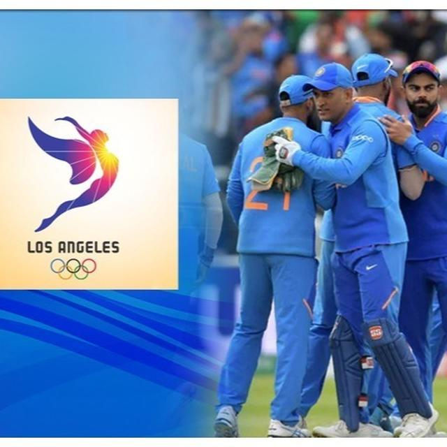 BIG NEWS FOR CRICKET FANS, SPORT BEING PUSHED FOR 2028 LA OLYMPICS AFTER BCCI'S NADA DECISION