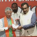 BJP GETS BIG BOOST IN SIKKIM: 10 MLAS FROM SDF CROSS LINES, MAKE SAFFRON PARTY MAIN OPPOSITION