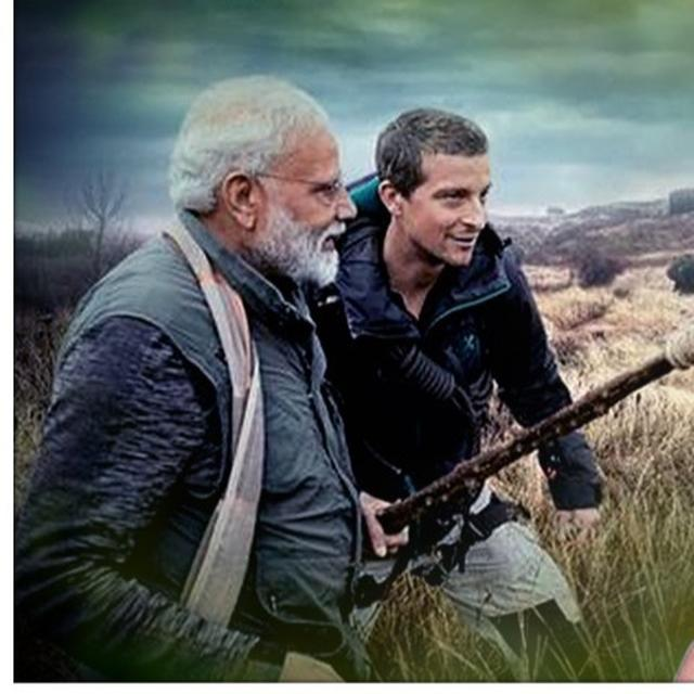 PM MODI ON 'MAN VS WILD': RANDEEP HOODA LAUDS 'GREAT MESSAGE' FOR THE MASSES, THANKS THE MAKERS
