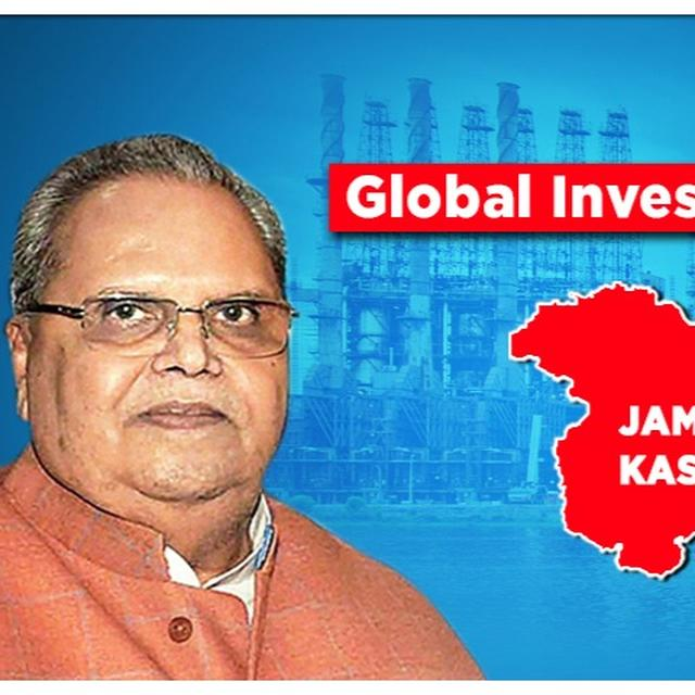 BIG ANNOUNCEMENT: J&K TO HOST 'GLOBAL INVESTORS SUMMIT' IN THE STATE ON OCTOBER 12-14, FULL DETAILS HERE