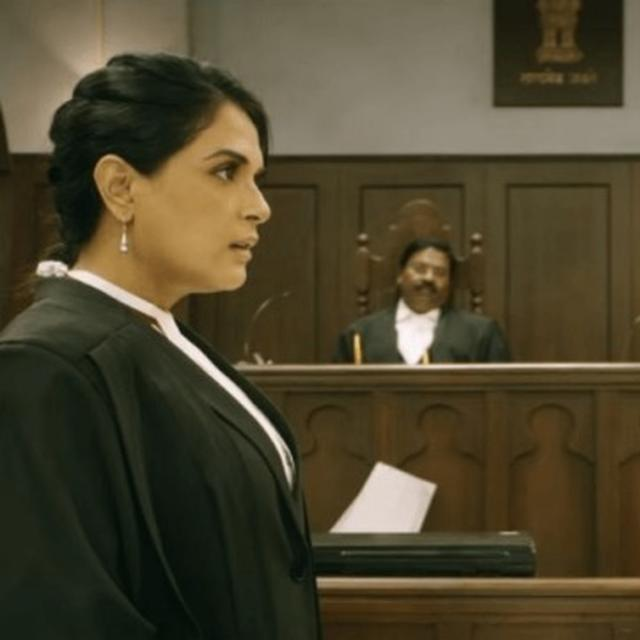 'SECTION 375': RICHA CHADHA SAYS GOOD SCRIPTS MAKES ONE GREEDY, REVEALS SHE EVEN BROKE DOWN