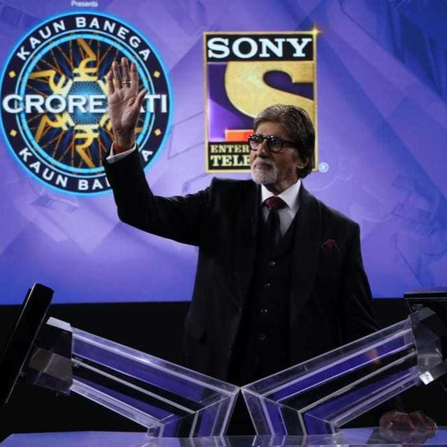 'I WAS TOLD NOT TO DO TV': AMITABH BACHCHAN MAKES HUGE KBC REVELATION