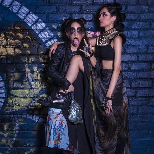 AAMIR KHAN'S DAUGHTER IRA KHAN SPORTS A GOTHIC LOOK FOR HER LATEST PHOTO-SHOOT, LEAVES NETIZENS IN AWE