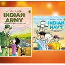 BOOKS ON MILITARY FAMILIES FROM CHILD'S POINT OF VIEW