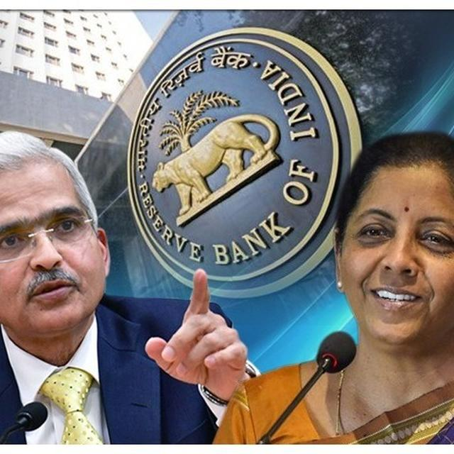 POTENTIAL WINDFALL: RBI'S PANEL FINALISES REPORT, SUGGESTS TRANSFER OF MASSIVE SURPLUS IN TRANCHES OVER 3-5 YEARS