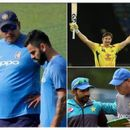 SHANE WATSON NAMES 'THE BEST COACH-CAPTAIN COMBO IN THE WORLD'. HERE'S WHO THE AUSTRALIAN PICKED