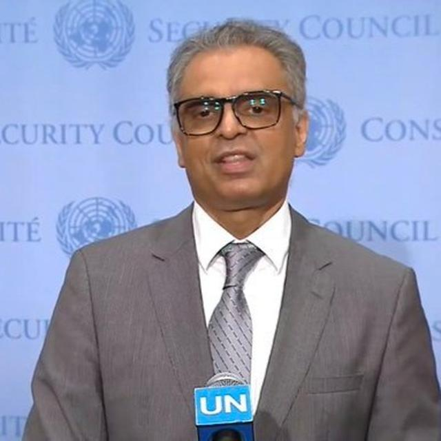 SYED AKBARUDDIN'S STRONG RESPONSE AGAINST PAKISTAN AT UNSC LEADS TO A FLURRY OF MEMES