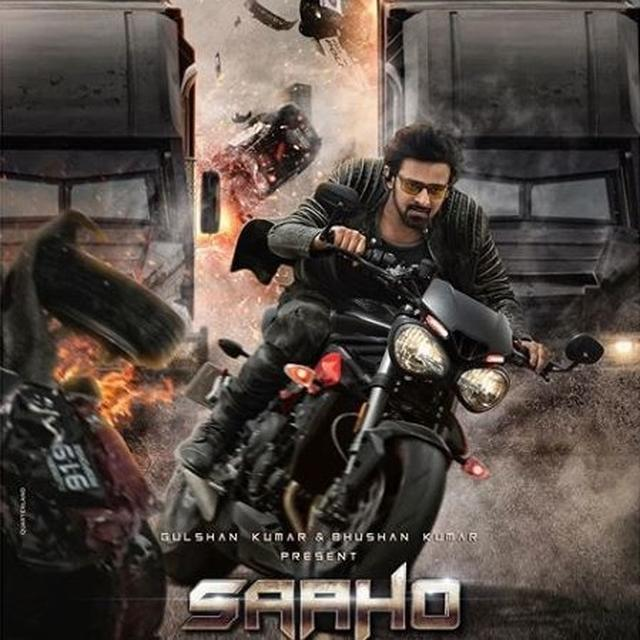 DID PRABHAS CHARGE RS 100 CRORES FOR 'SAAHO'? THE ACTOR RESPONDS