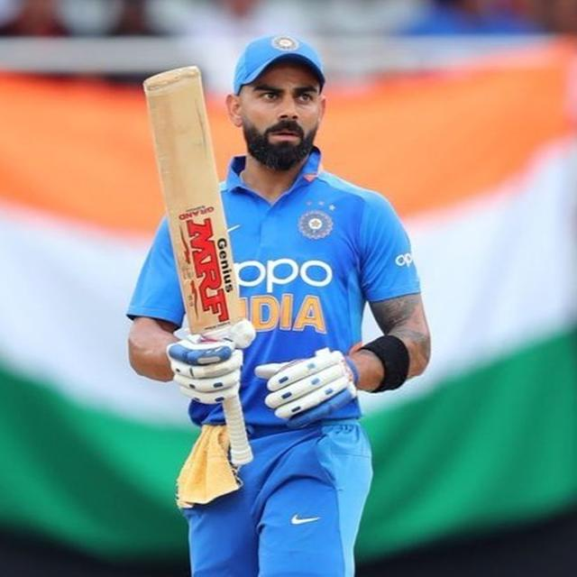 NETIZENS CELEBRATE 11 YEARS OF VIRAT KOHLI AS INDIAN SKIPPER'S RECORD STUDDED CAREER ENTERS ELEVENTH YEAR