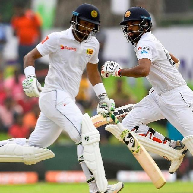 SKIPPER DIMUTH KARUNARATNE LEADS FROM THE FRONT AS SRI LANKA PICKS WIN OVER NEW ZEALAND IN 1ST TEST