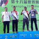 ASSAM RIFLES TEAM ACES IT AT WORLD POLICE AND FIRE GAMES, BAGS FIVE GOLD MEDALS IN CHINA
