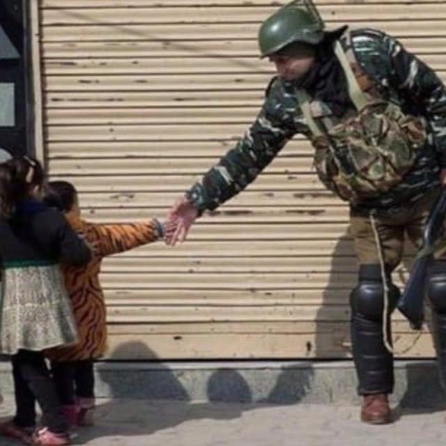 J&K: INDIAN ARMY CALLS OUT TUKDE LIES, PUTS SHEHLA RASHID'S RUMOUR-MONGERING IN ITS PLACE