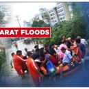 GUJARAT FLOODS: 39 DEAD, 6500 EVACUATED, MORE THAN 15 CONCRETE STRUCTURES COLLAPSED AND ROADS CAVED IN