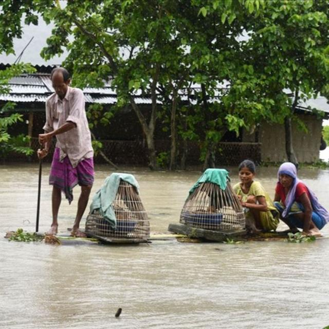 ASSAM FLOODS: POST-DEVASTATION, THE WORRIES CONTINUE