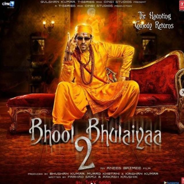 BHOOL BHULAIYAA 2: 'GHOSTBUSTER' KARTIK AARYAN'S LATEST MOTION POSTER SURPRISES FANS WITH AKSHAY KUMAR CONNECT