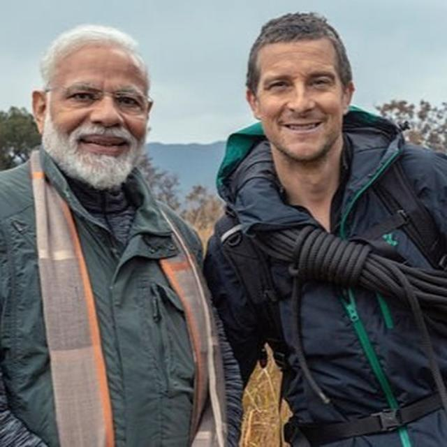 MAN VS WILD: SHOW FEATURING PM MODI & BEAR GRYLLS BECOMES WORLD'S MOST TRENDING TELEVISED EVENT