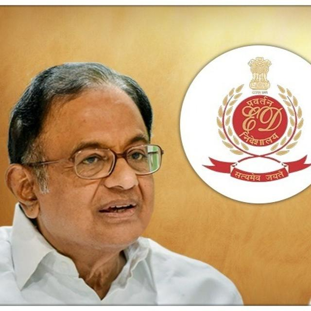 KARTI CHIDAMBARAM PUTS UP UNRUFFLED FRONT, POSTS EMOJI AT ED FOR SUMMONING HIS FATHER IN AVIATION SCAM CASE