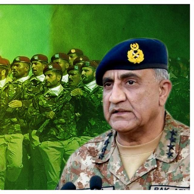 TERROR-THIRSTY, IMRAN KHAN BOSS QAMAR JAVED BAJWA'S TENURE EXTENDED AS CHIEF OF ARMY STAFF FOR 3 YEARS