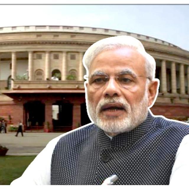 PM MODI ANNOUNCES A 'FACELIFT' FOR PARLIAMENT COMPLEX BY 2022. DETAILS HERE