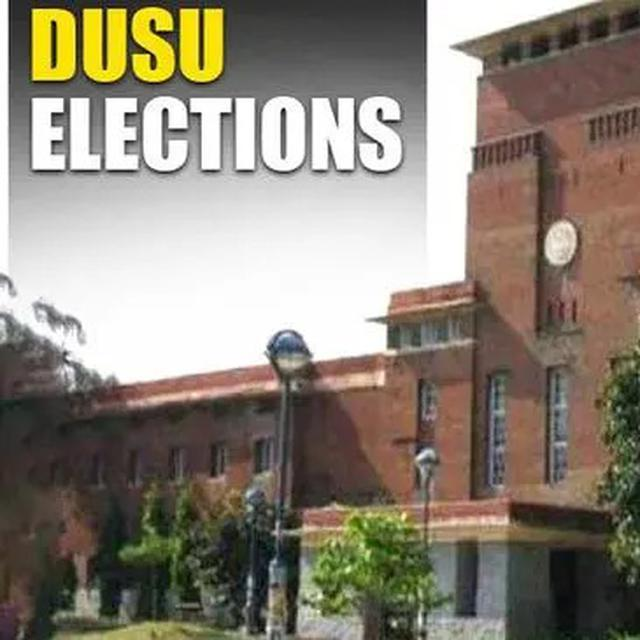 POLLING DATES FOR DUSU ANNOUNCED