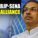 BJP-SENA ANNOUNCEMENT IN 2 DAYS