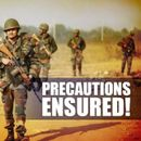 INDIAN ARMY WARNS OF TERROR ATTACK